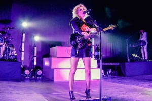 st vincent digital witness tour photo